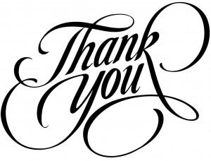 Comment dire MERCI en anglais – Remerciement