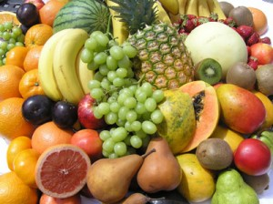 Le nom des fruits en anglais – The names of the fruits in English