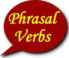 MAKE – Phrasal verbs ou verbe à particule