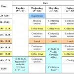 time table 150x150 Comment dire lheure en anglais   What time is it?