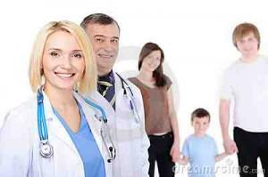 Metier dans hôpital, médical, santé – Vocabulaire anglais
