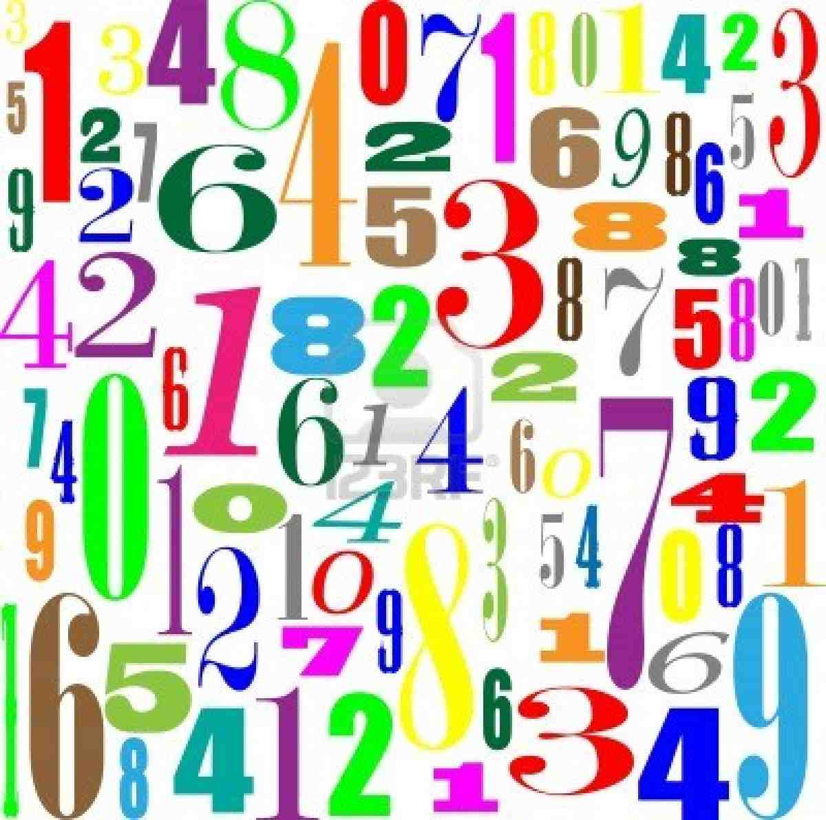 Les chiffres et les nombres en anglais cours de base for Le chiffre treize
