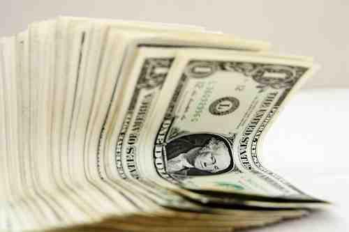 phrasal verbs postposition argent money