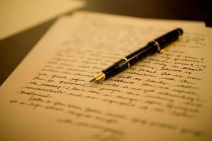 Écrire une lettre en anglais