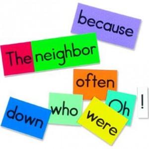 Comment faire une phrase en anglais?