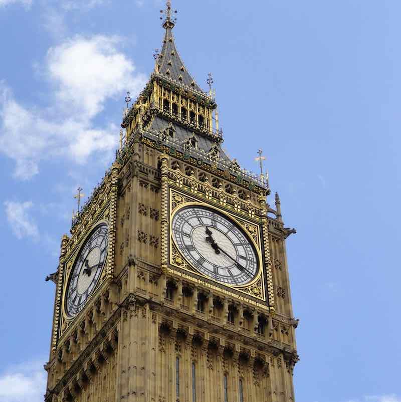Les monuments de londres visiter expression anglaise for Les monuments les plus connus