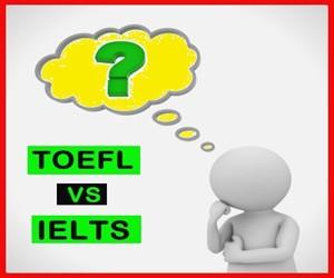 Les différences entre le TOEFL et l'IELTS