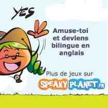 Préparer son enfant à parler couramment anglais avec SPEAKYPLANET