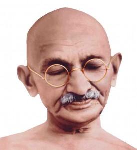 Les 13 plus belles citations de Mahatma GANDHI en anglais et traduites en français