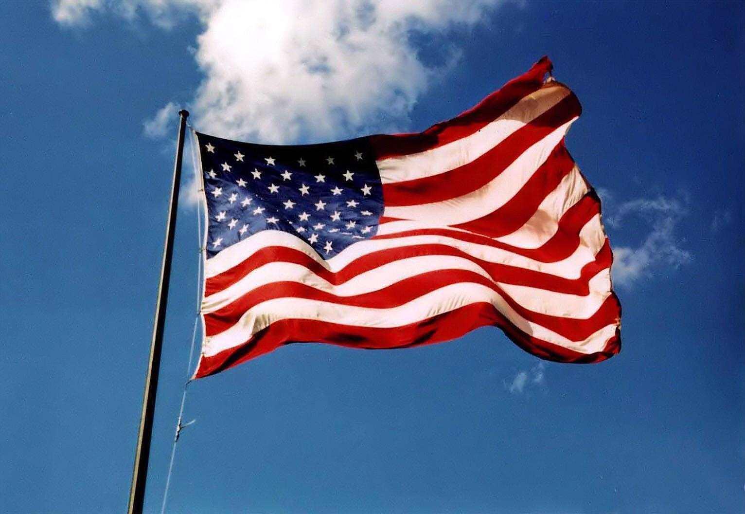 Le drapeau américain – Tout savoir sur ce drapeau