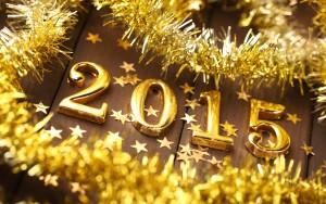 nouvel an ou jour de l'an en anglais 2015