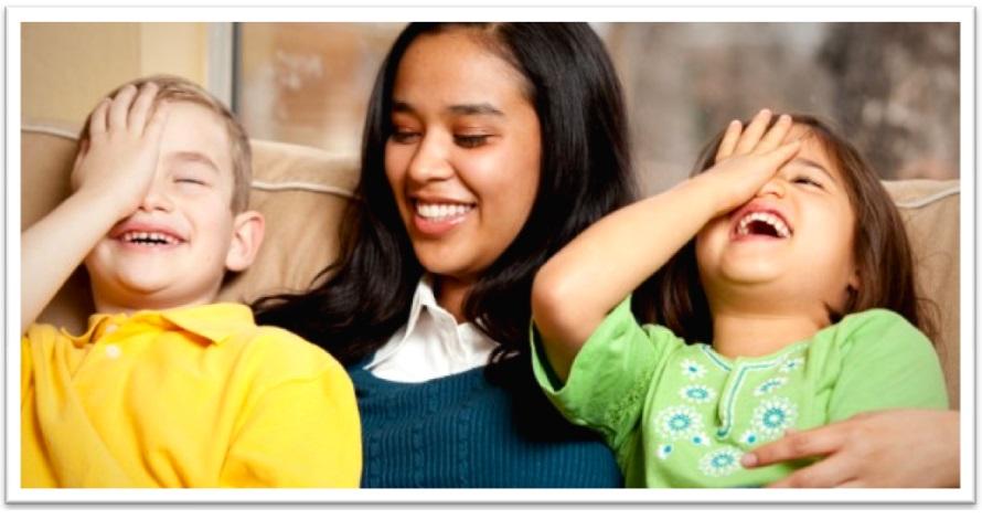 Fiche de vocabulaire anglais pour faire du Babysitting
