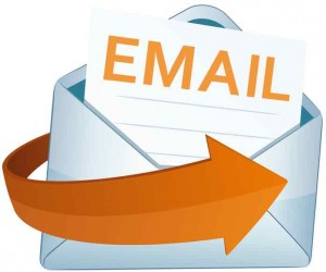 email en anglais