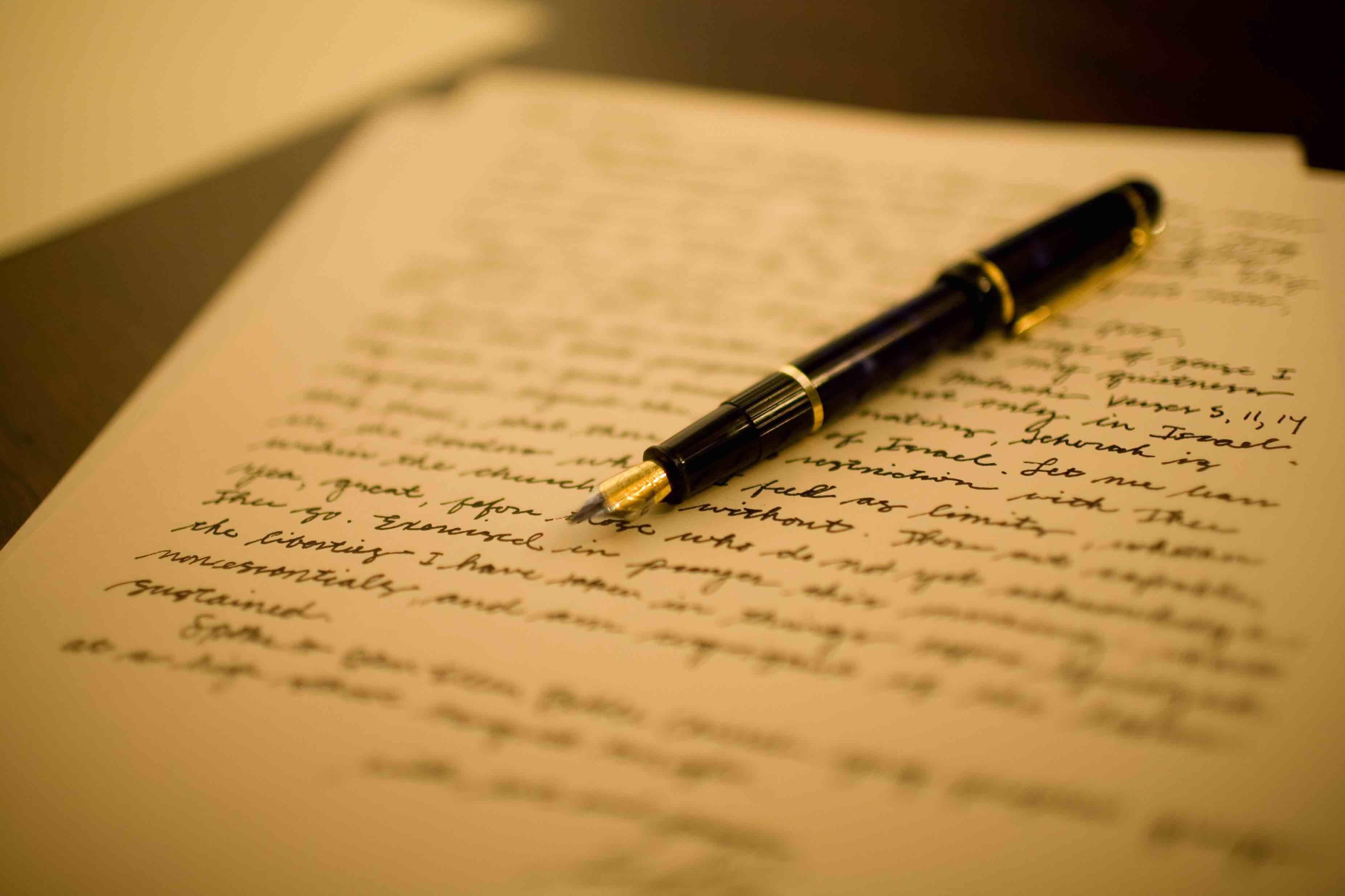 Comment écrire une lettre en anglais? Conseils et Astuces