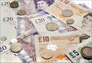 La monnaie anglaise – Livre STERLING