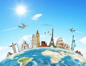 Phrasal verbs sur le thème du voyage