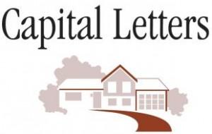 lettre capital anglais