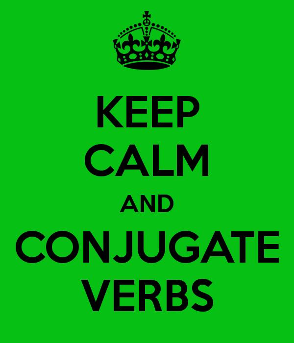La conjugaison anglaise – Cours d'anglais de base
