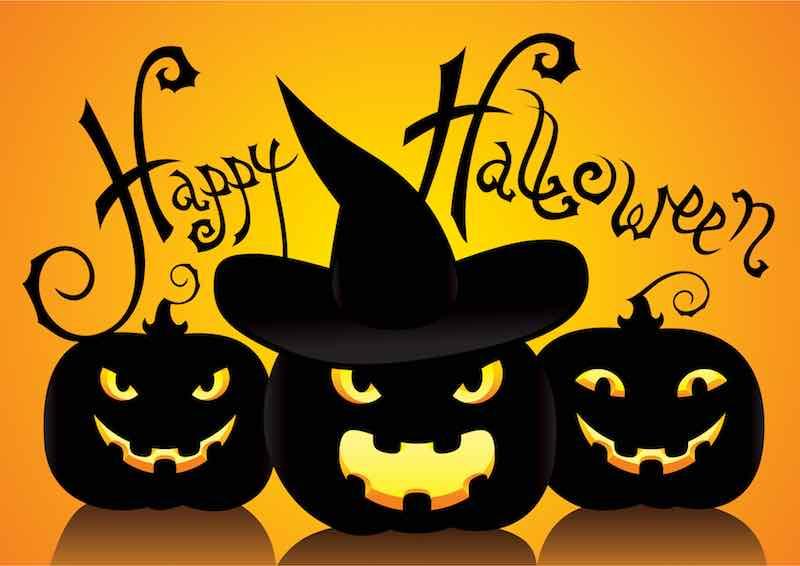 Vocabulaire anglais en rapport avec la fête Halloween