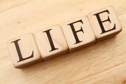 Citation sur la vie en anglais et français